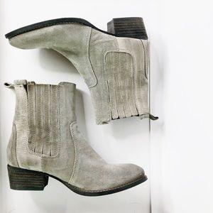 SPLENDID | Grey Chelsea Boot Bootie 8